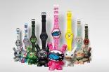 Kidrobot-X-Swatch