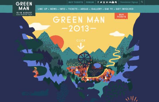 GreenManFestival