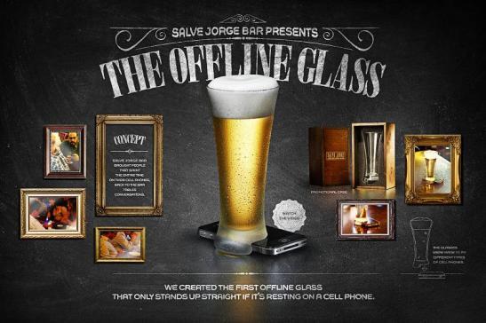 Offline-Glass