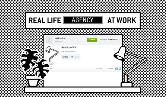 Real life WK